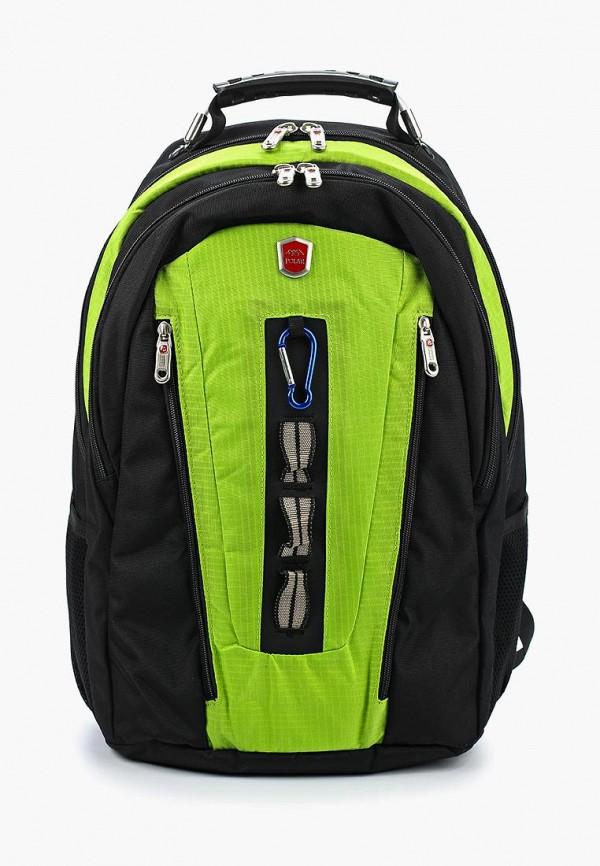 мужской рюкзак polar, разноцветный
