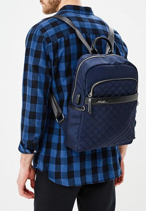 Рюкзак Polar К9276 D.Blue Фото 5