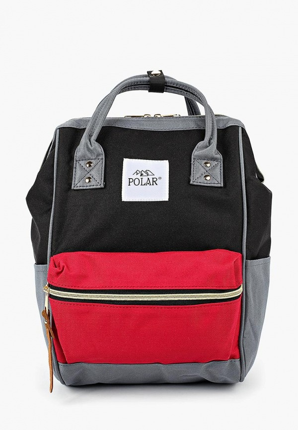 женский рюкзак polar, разноцветный