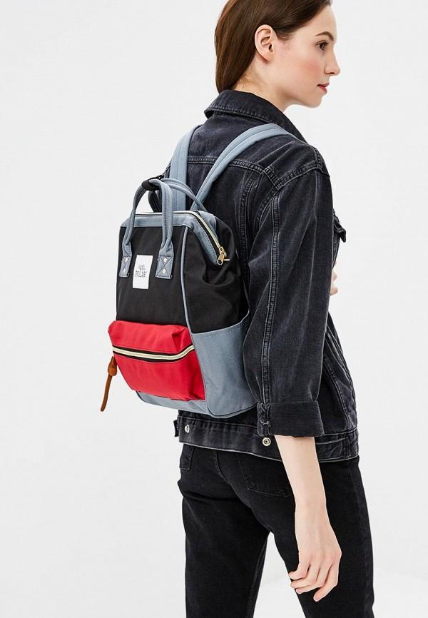 Фото 4 - мужской рюкзак Polar разноцветного цвета