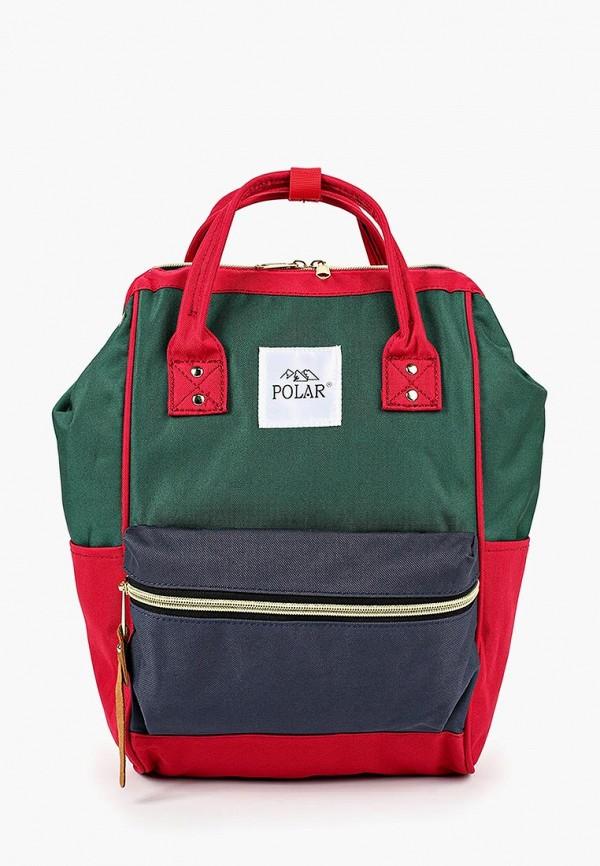 Рюкзак Polar Polar PO001BUBZYW7 рюкзак polar polar po001bubzdb5