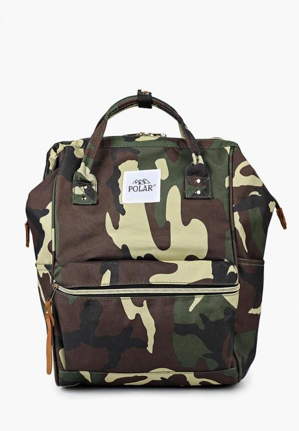 Рюкзак Polar Polar PO001BUBZYX3 рюкзак polar polar po001burvn30
