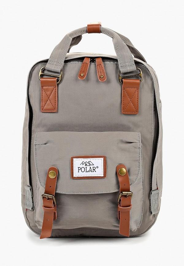 Рюкзак Polar Polar PO001BUBZYY1 рюкзак детский городской polar 26 л цвет серый п220 06