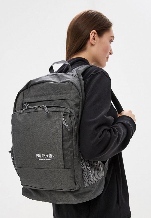 Рюкзак Polar П2330-07 D.Grey Фото 4