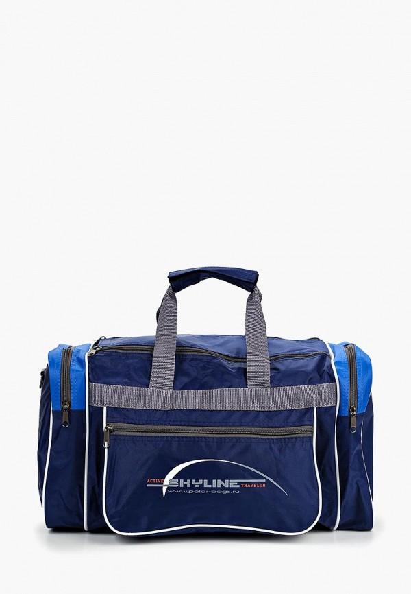 Сумка дорожная Polar Polar PO001BUEPKC2 сумка дорожная polar на колесах цвет синий 64 л п05 2 4046