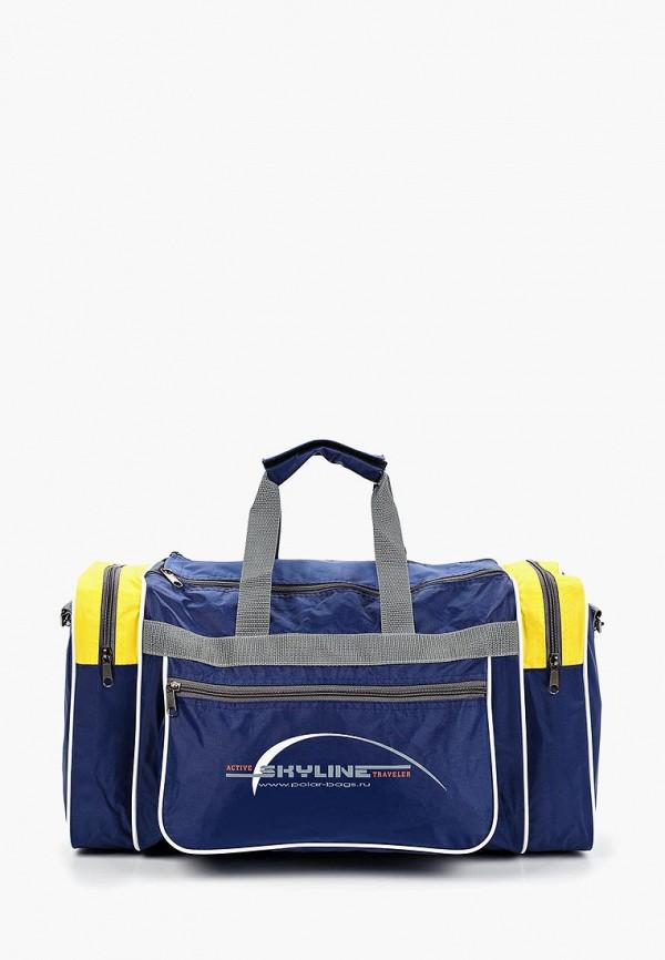 Сумка дорожная Polar Polar PO001BUEPKC3 сумка дорожная polar на колесах цвет синий 64 л п05 2 4046