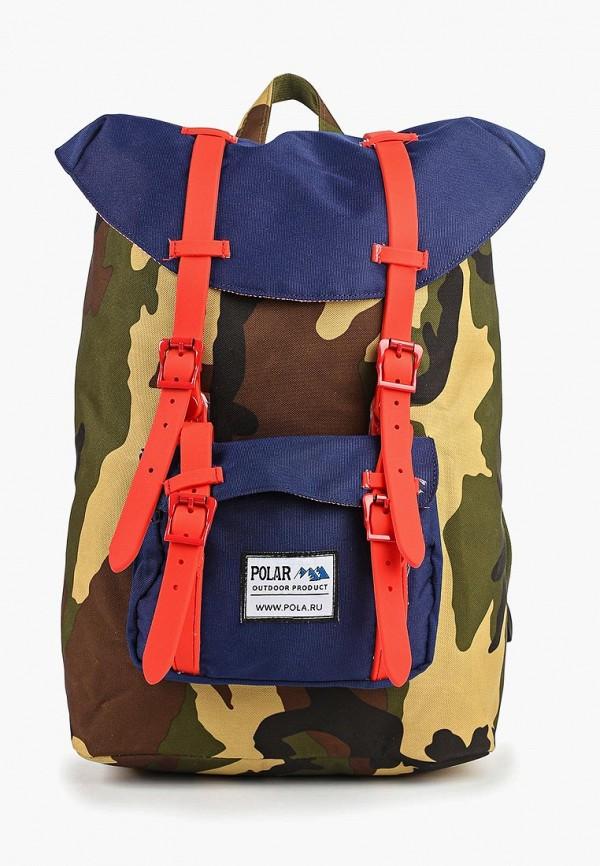 Рюкзак Polar Polar PO001BUEPMH4 рюкзак polar polar po001buepmj2