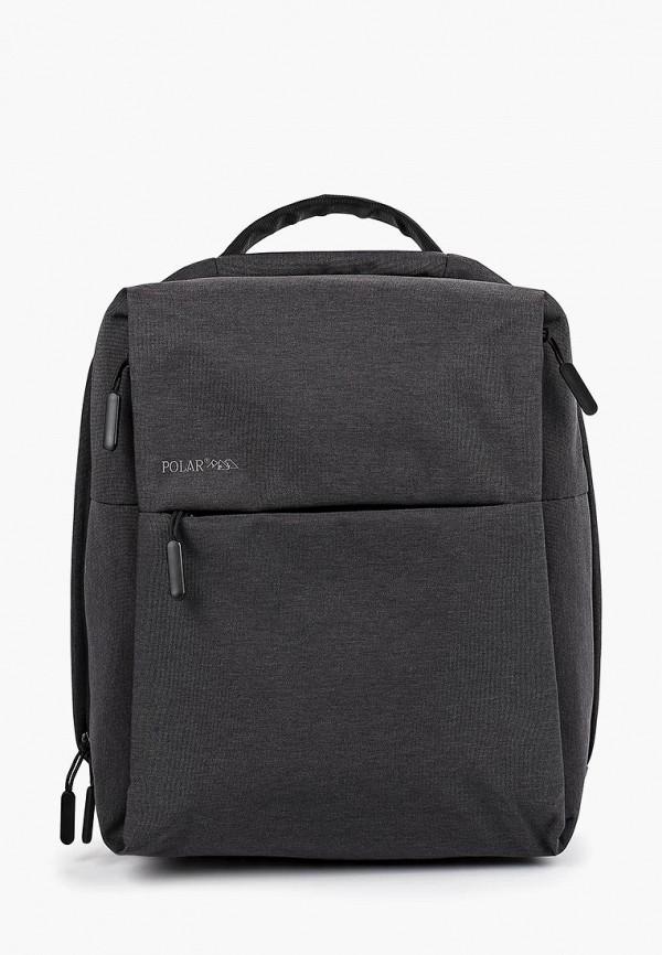 Фото - Мужской рюкзак Polar серого цвета