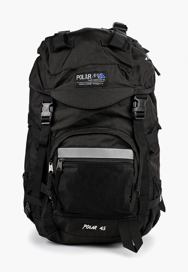 Фото - Мужской рюкзак Polar черного цвета