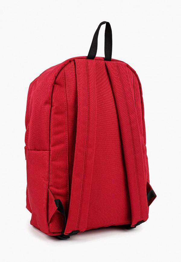 Фото 2 - мужской рюкзак Polar красного цвета