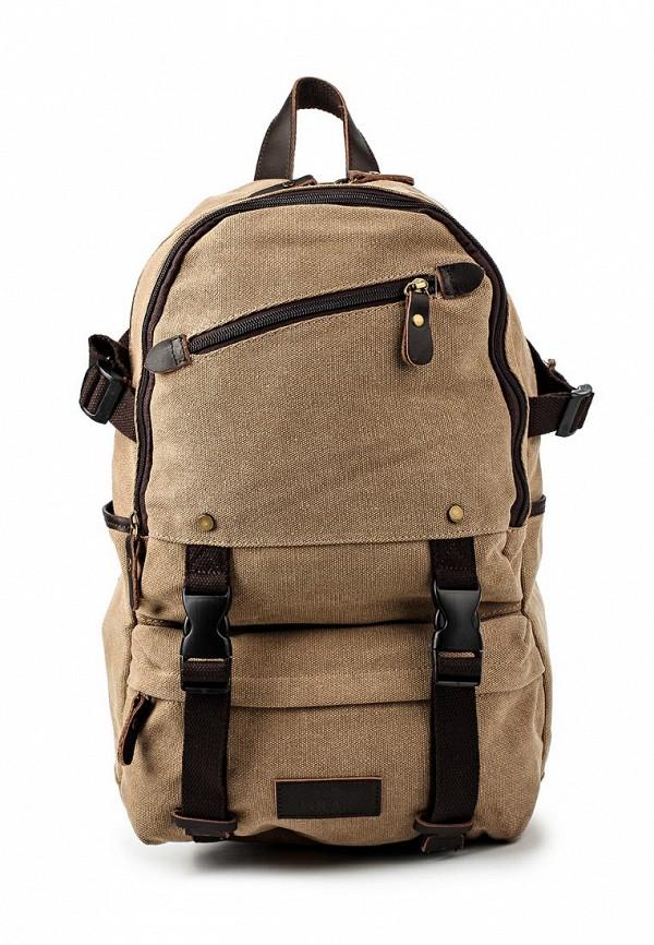 Фото - мужской рюкзак Polar бежевого цвета