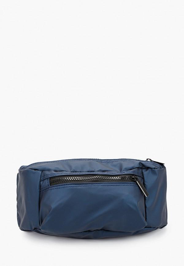 женская сумка polar, синяя