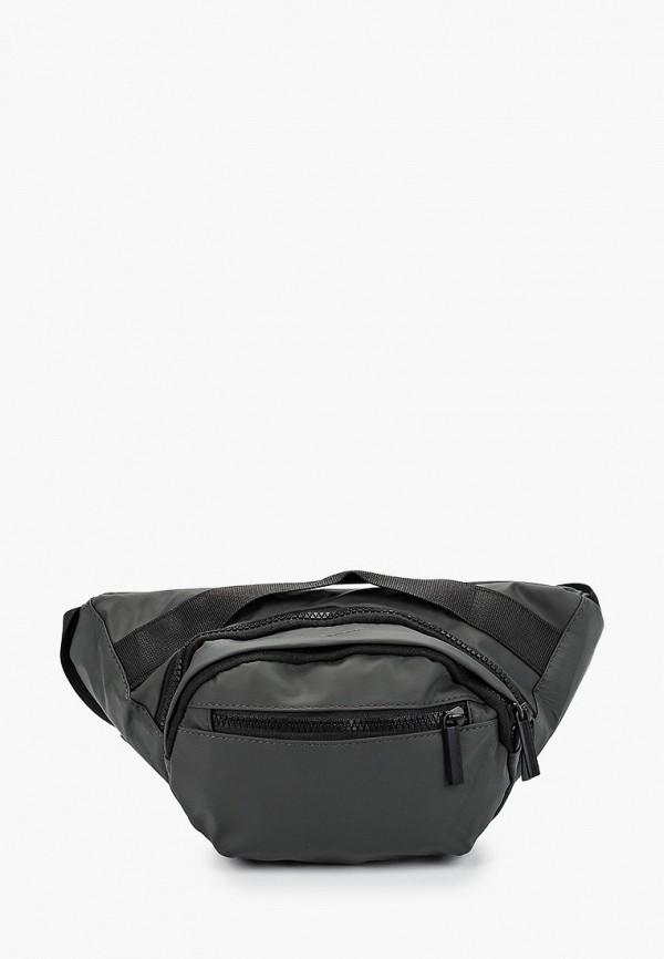 женская сумка polar, серая