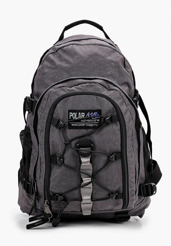 Рюкзак Polar, Серый, Polar PO001BUJSNF4