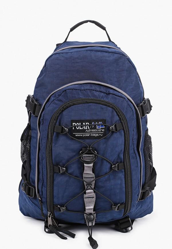 женский рюкзак polar, синий