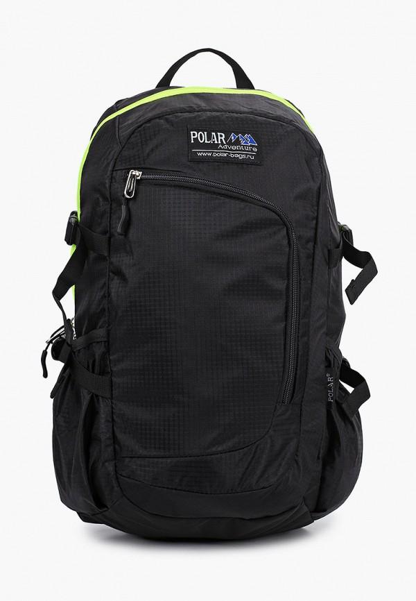 женский рюкзак polar, черный