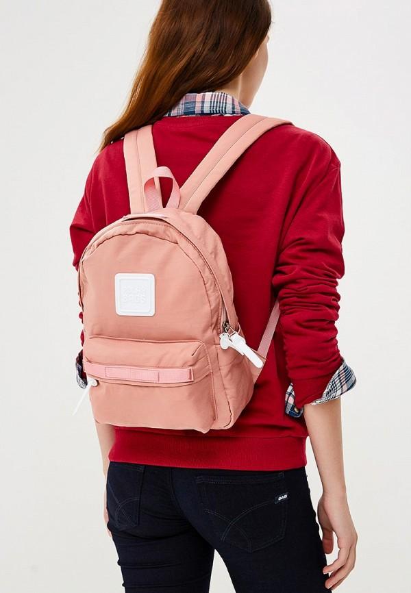Фото 4 - женский рюкзак Polar розового цвета