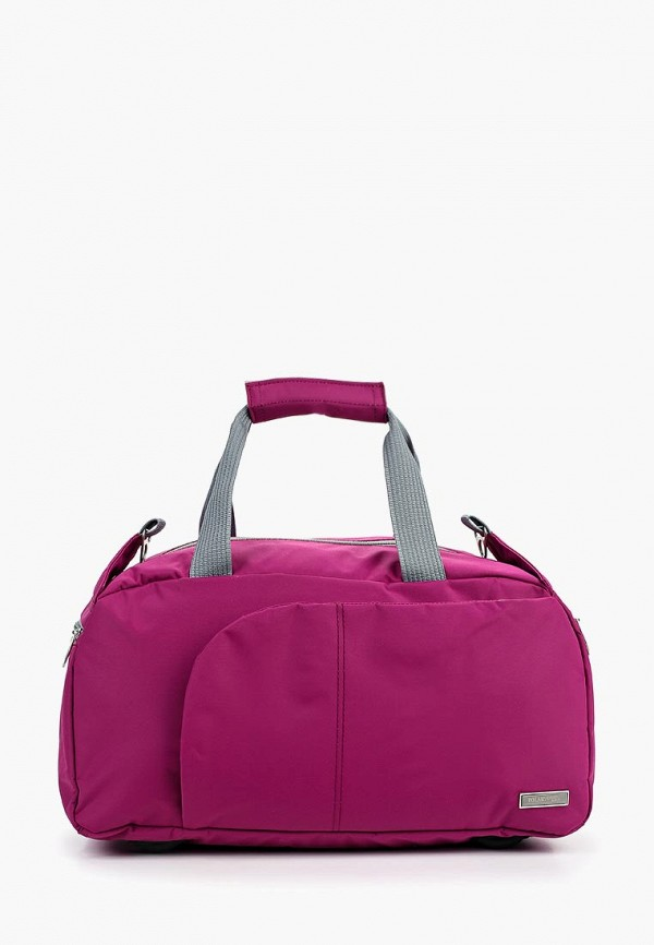 женская сумка polar, розовая