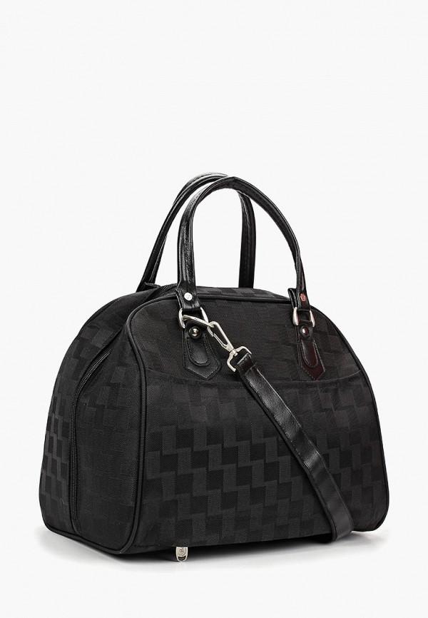 женская сумка polar, черная