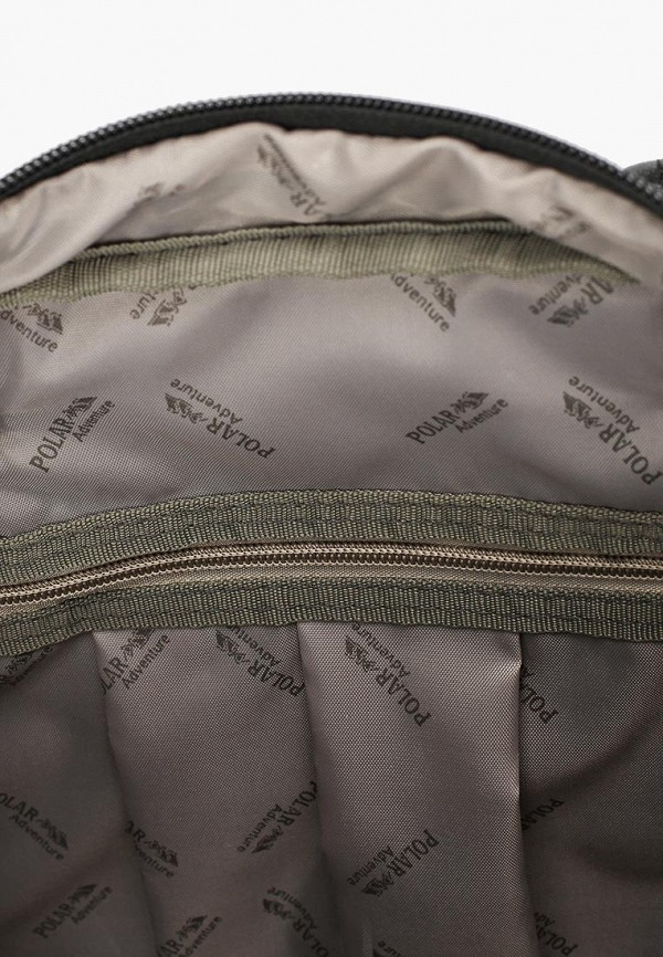 Фото 3 - женскую сумку Polar черного цвета