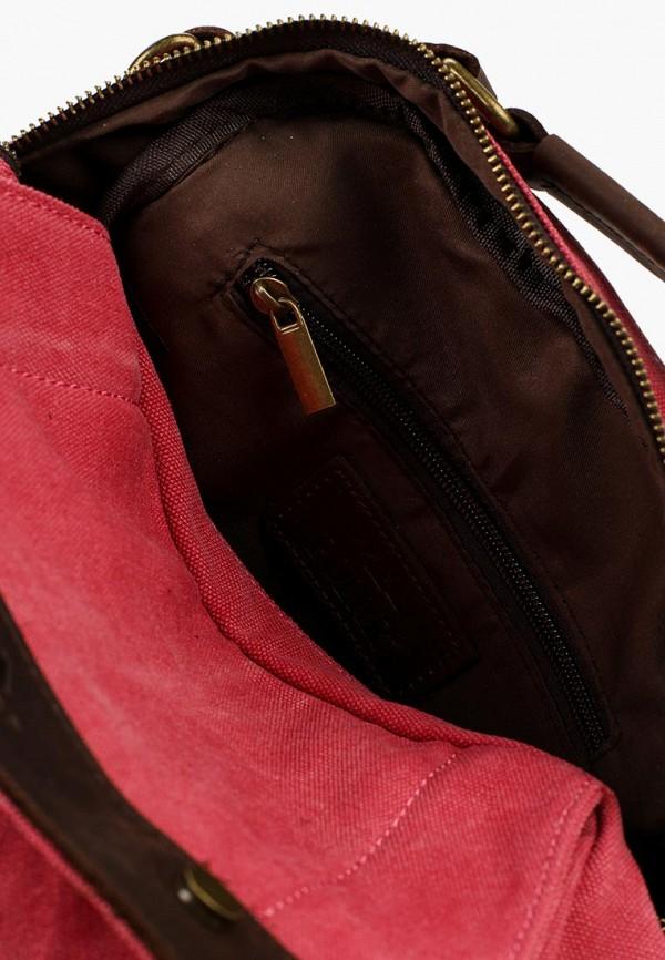 Фото 3 - женский рюкзак Polar розового цвета