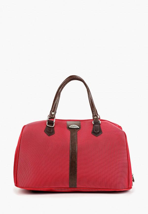 женская сумка polar, красная