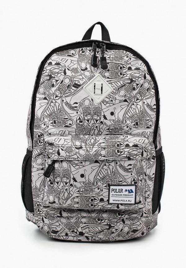 Рюкзак Polar Polar PO001BWIQJ36 рюкзак городской polar цвет светло серый 13 л к9276