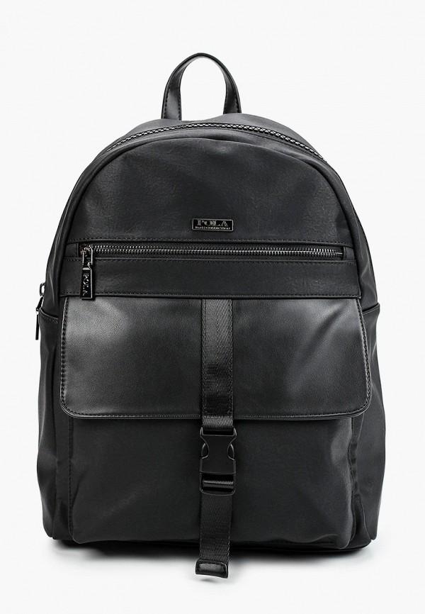 мужской рюкзак pola, черный
