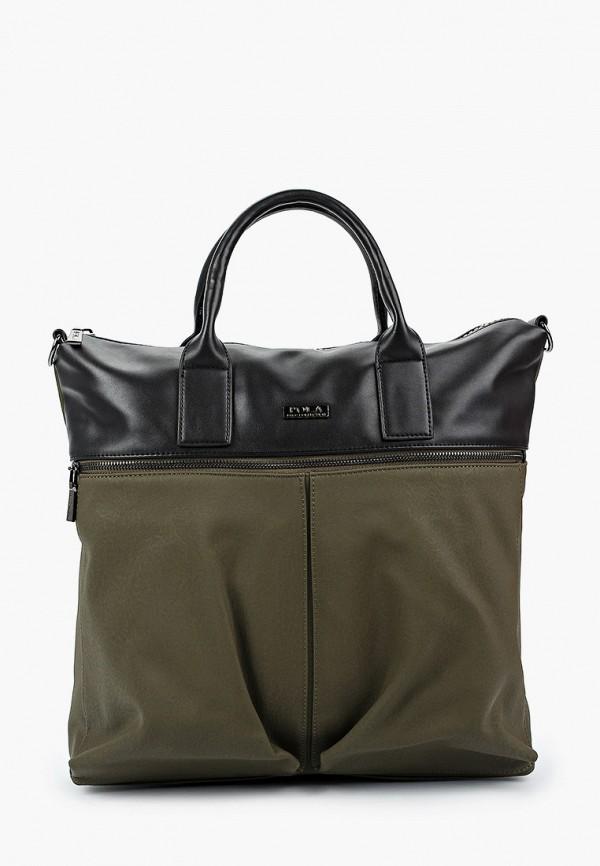 мужская сумка pola, хаки