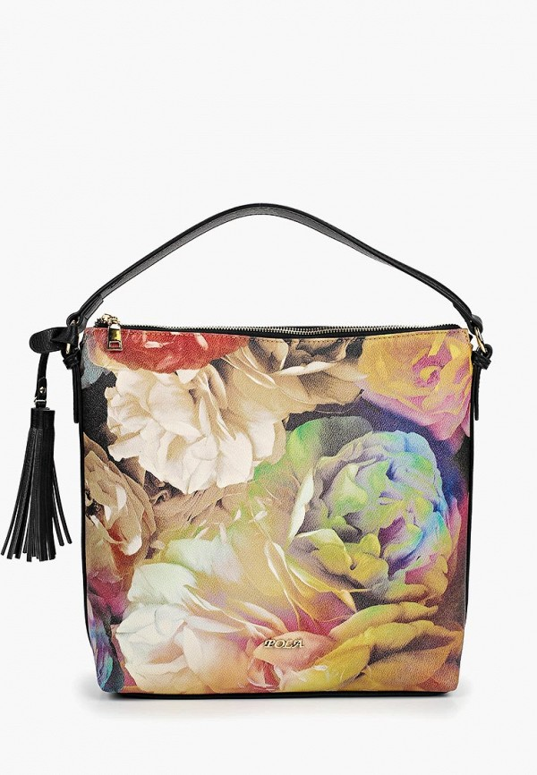 женская сумка pola, разноцветная