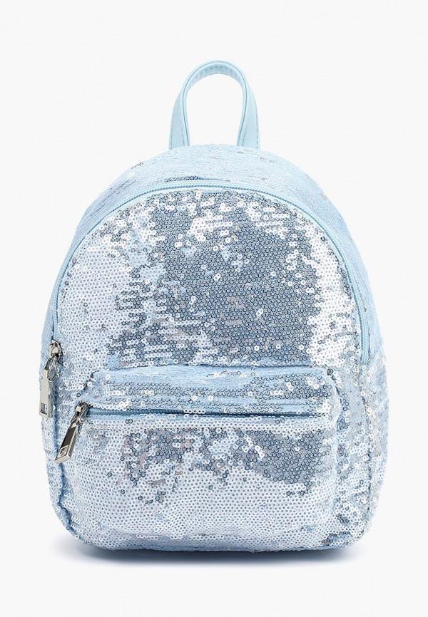 женский рюкзак pola, голубой