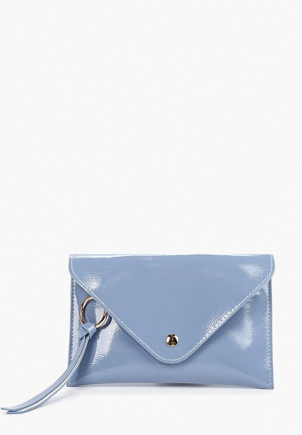 женская сумка pola, голубая