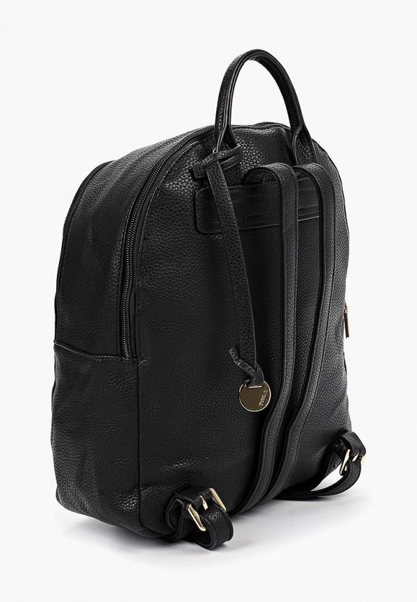 Фото 2 - Женский рюкзак Pola черного цвета