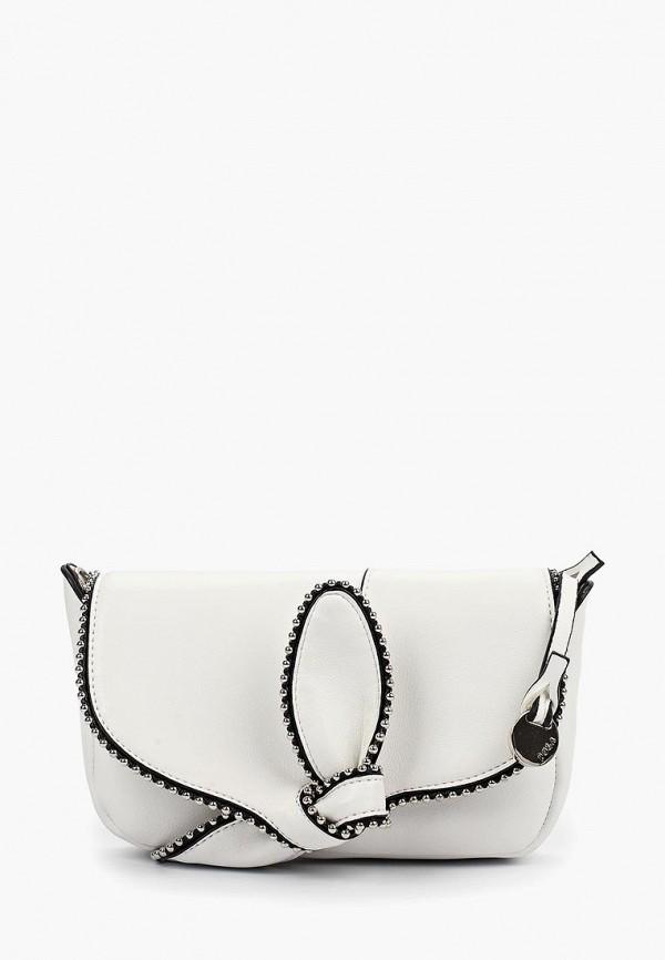 женская сумка pola, белая