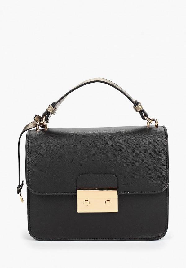 Фото - Женские сумки и аксессуары Pola черного цвета