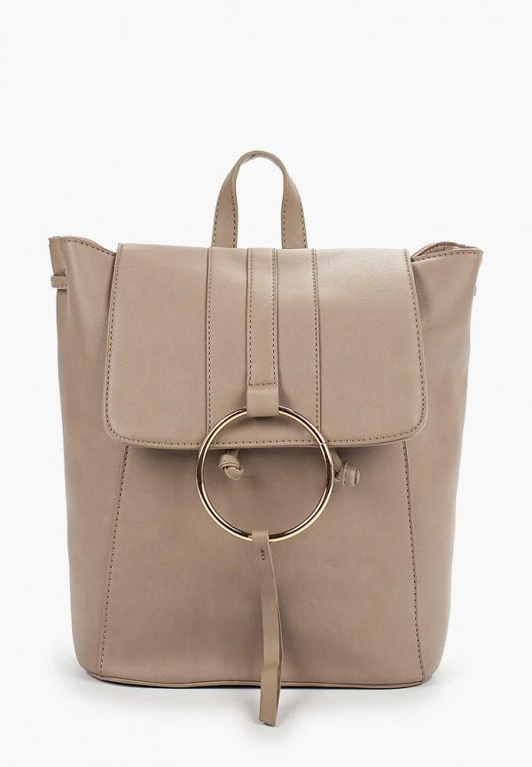 женский рюкзак pola, серый