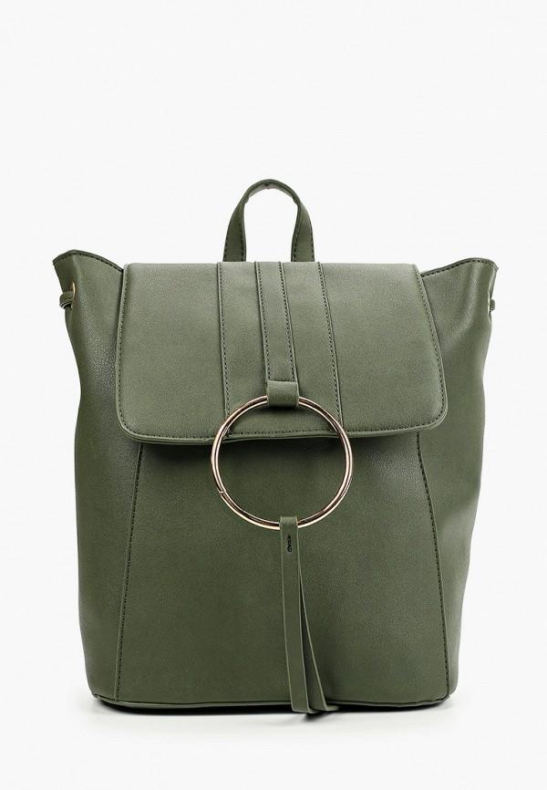 женский рюкзак pola, хаки