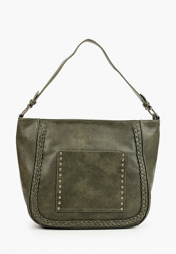 женская сумка pola, хаки