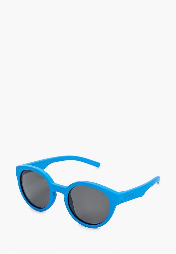 солнцезащитные очки polaroid для мальчика, черные