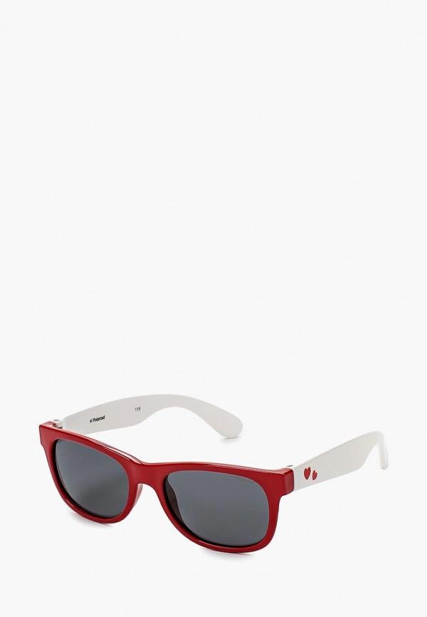 Очки солнцезащитные Polaroid Polaroid PO003DGHYN14 очки лето 2016