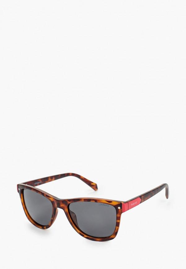 солнцезащитные очки polaroid малыши, черные