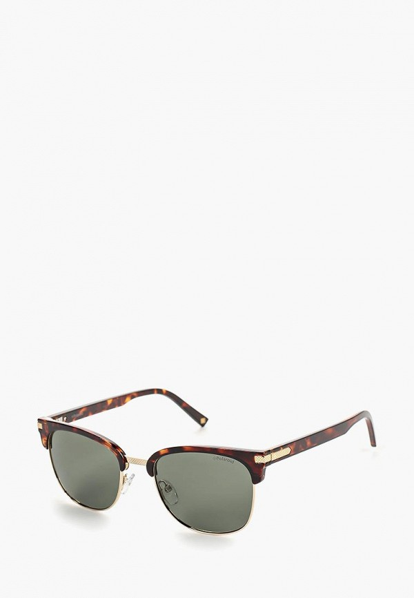 Очки солнцезащитные Polaroid Polaroid PO003DMERES1 очки солнцезащитные polaroid polaroid po003dbwnt26