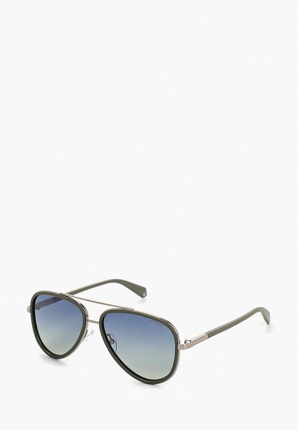 Очки солнцезащитные Polaroid Polaroid PO003DMEREX3 очки солнцезащитные polaroid polaroid po003dwxwe35