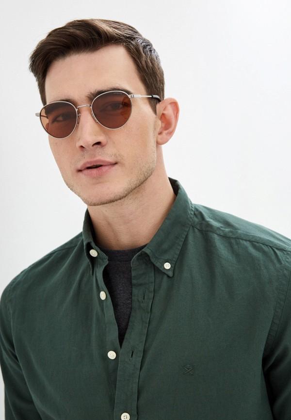 мужчина в круглых очках фото пиджак