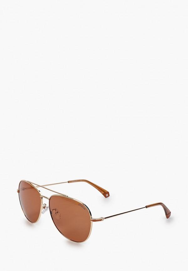 Фото - Очки солнцезащитные Polaroid Polaroid PO003DMHBMF9 очки солнцезащитные polaroid polaroid po003dmcwnp6