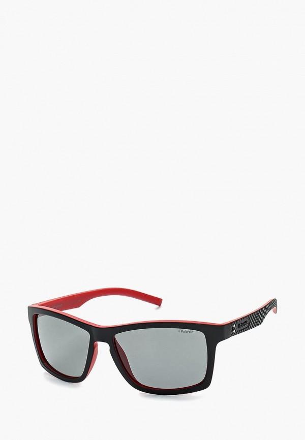 Очки солнцезащитные Polaroid Polaroid PO003DMNNX70 очки солнцезащитные polaroid polaroid po003dwhxq32