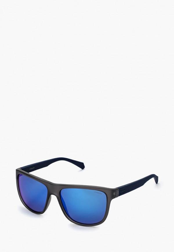 Очки солнцезащитные Polaroid Polaroid PO003DMXWE84 очки солнцезащитные polaroid polaroid po003dweret7