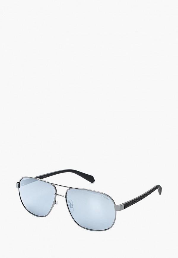 Очки солнцезащитные Polaroid Polaroid PO003DMXWE91 солнцезащитные очки persol очки солнцезащитные