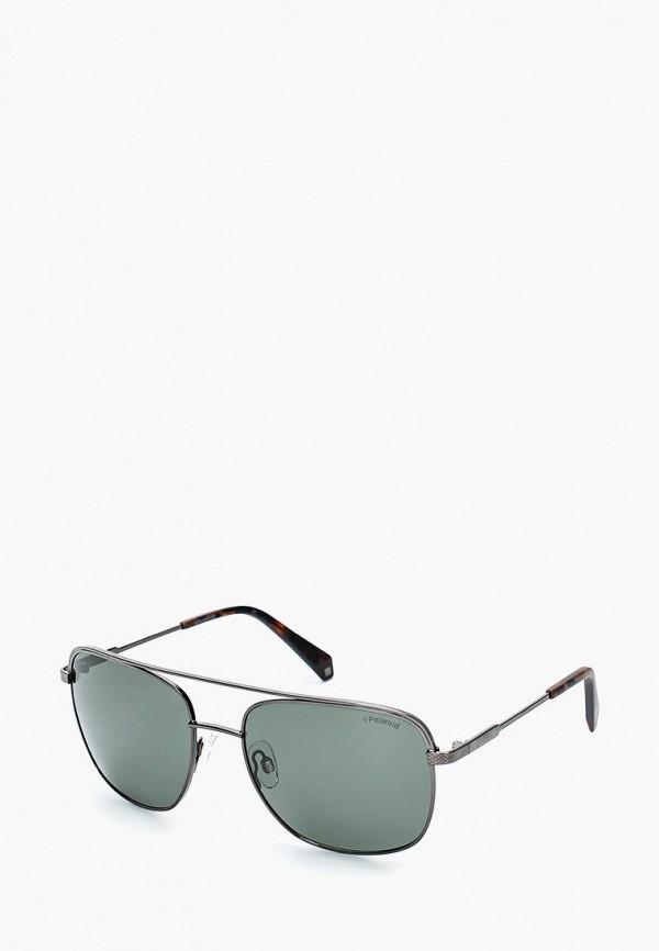 Очки солнцезащитные Polaroid Polaroid PO003DMXWE92 солнцезащитные очки persol очки солнцезащитные