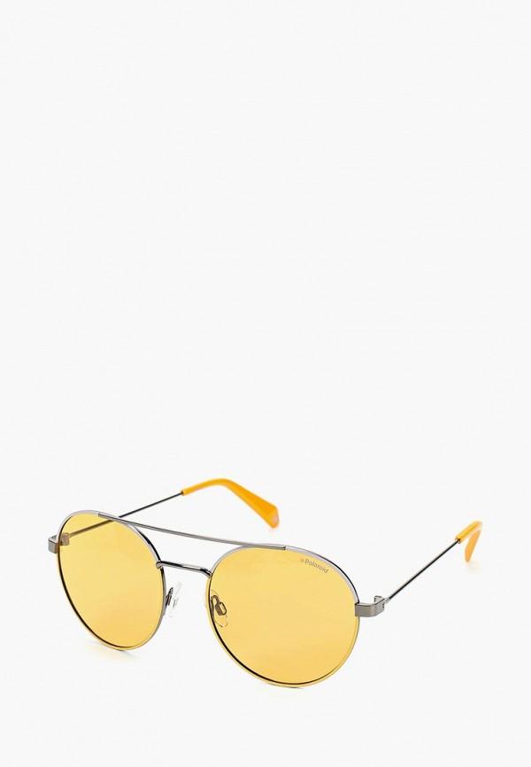 Очки солнцезащитные Polaroid Polaroid PO003DUCWNN0 очки солнцезащитные polaroid polaroid po003dbwnt26